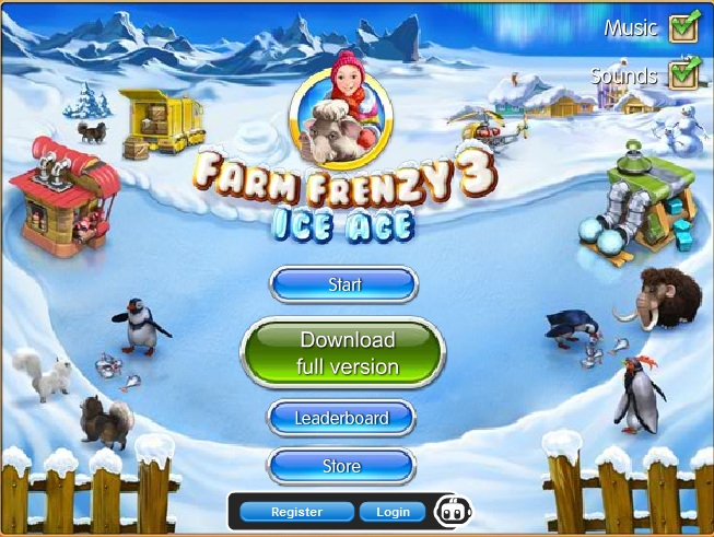 Поиграть в Уход за хомяками. Играть вВеселая ферма 3. Веселая ферма 3 онла